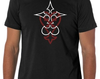 Kingdom Hearts Heartless and Nobody Shirt