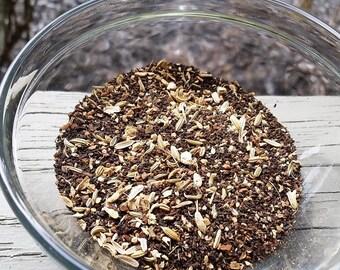 Organic Black Chai Tea Blend