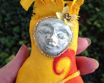 Primitive Spirit Doll