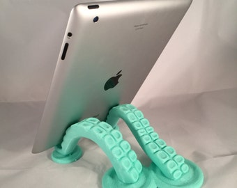 Tentacle iPad/Tablet Stand 3D Printed