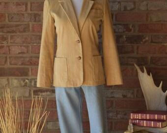 Sears Roebuck Corduroy Blazer