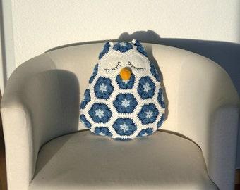 OWL pillow / Owl pillow