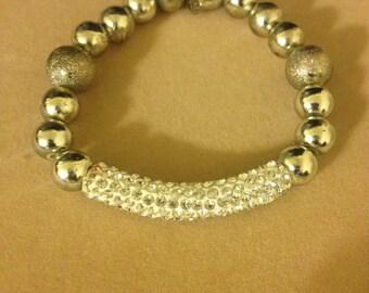 Crystal Pave  Bracelet
