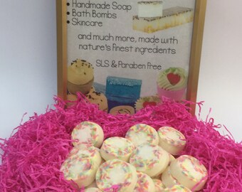 Sweetie bath melts,