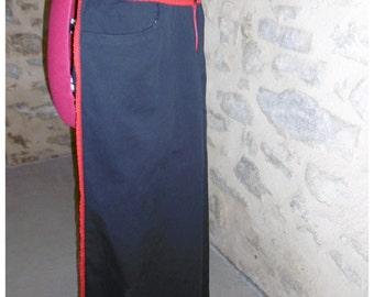Cavalier panties skirt