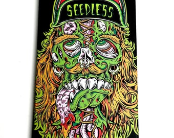 "SeedleSs ""FaceMelt"" iPhone 5/5s Case *LIMITED RELEASE*"