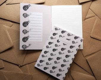 Snail Notebook