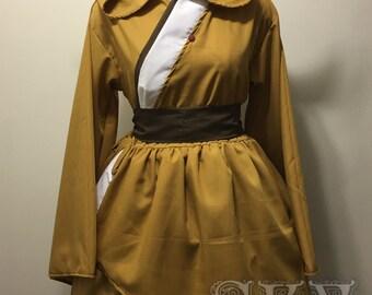 Eevee Kimono Dress Set