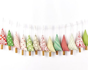 Natural Cinnamon Christmas Tree Ornaments, Rustic Christmas Decorations, Handmade Scented Christmas Holiday Decor Party Favors