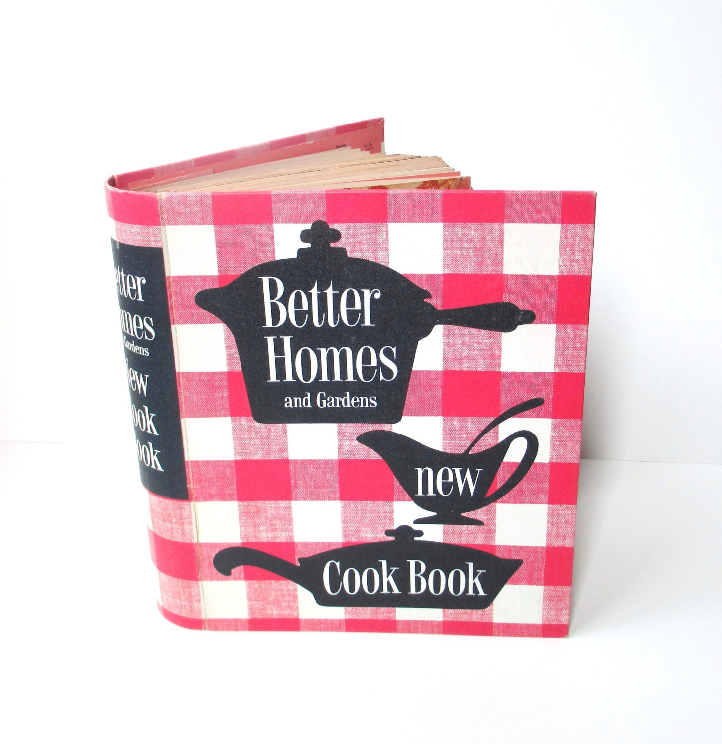 Vintage Better Homes And Gardens Cookbook 1st Edition