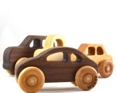 Toy Car - Choose Any Style - Eco-Friendly and Heirloom Quality