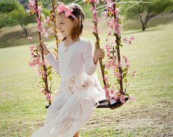 Pink Bow Headband. Girls Pink Bow Headband. Baby Headband. Newborn Headband. Girls Headband. Back to School Bows.