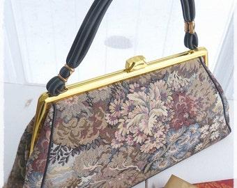 Big TAPESTRY handbag
