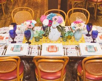 Wedding Paper Flowers - Wedding Centerpiece - Floral Arrangement - Paper Flowers - Paper Roses - Brunch Decor - Home Decor -