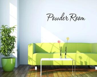 Powder Room Wall Art powder room wall art | etsy