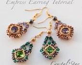Empress Earring Tutorial