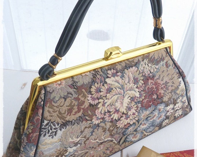 Big TAPESTRY handbag