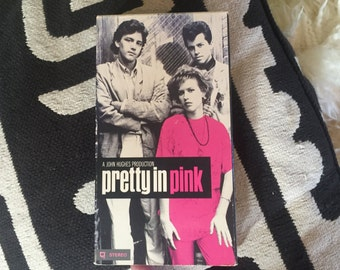 Pretty in Pink (1986) VHS