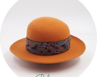 Bolana - wool felt hat
