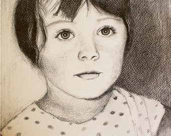 sketch from old photo