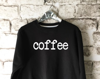 Coffee shirt etsy for How to get coffee out of shirt