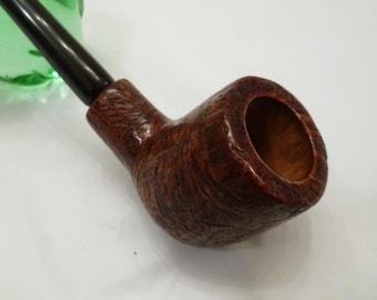 ManVsPipe New Unsmoked Mini Churchwarden Cypriot Briar Tobacco Pipe