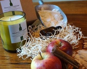 Cinnamon & Apple candle