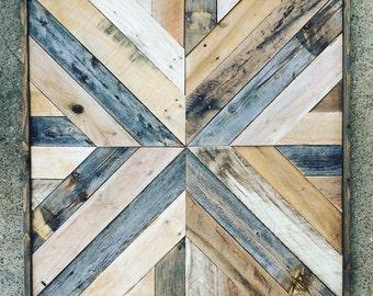 Reclaimed Wood Wall Art | reclaimed | wood | art