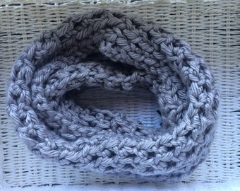 READY TO SHIP Open Stitch Oversized Cowl Scarf