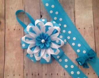 Ribbon Bow Holder, Ribbon Flower Bow Holder, Custom Bow Holder, Hair Bow Holder, Clippie Keeper, Flower Bow Holder