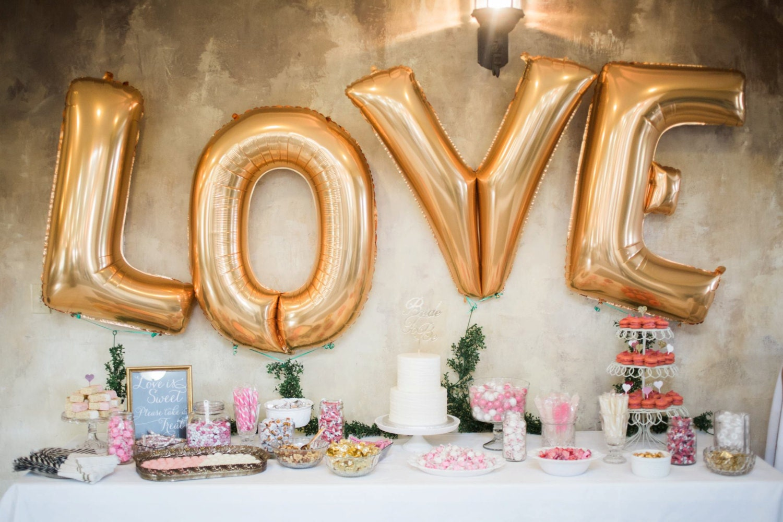 氣球婚禮佈置
