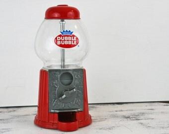 Vintage Dubble Bubble Gumball Machine