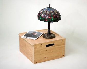 Kesselhaus plywood storage BOX 50