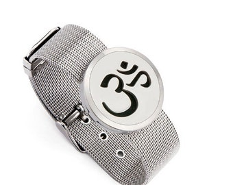 Essential Oil Diffuser OM Bracelet