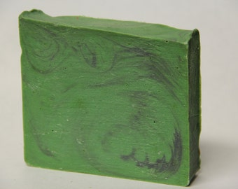 Natural Basil Tangerine Soap