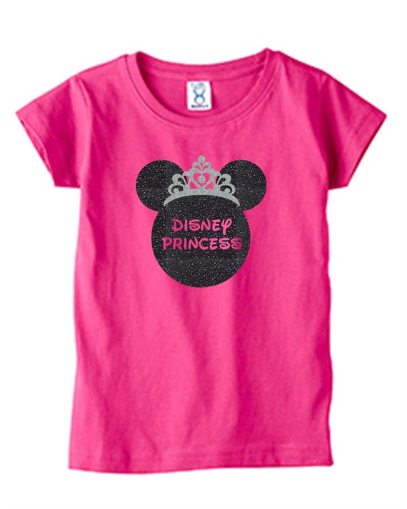 Items similar to Disney Princess Minnie Mouse Ears Girls ...