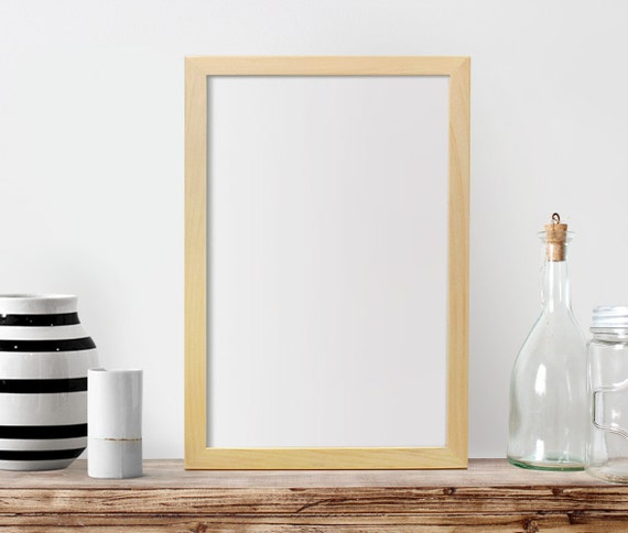 11x17 poster frame picture frame 11x17 by cheekysheepwoodshop
