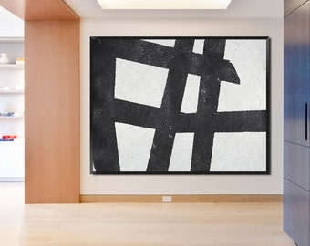 Large oil painting-Original Abstract painting on canvas-Home fine art