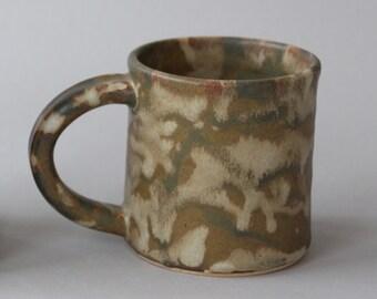 Small Camouflage Coffee Mug