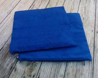 18x18 Indoor/outdoor  pillow covers with zipper