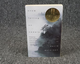 Snow Falling On Cedars A Novel By David Guterson 1995