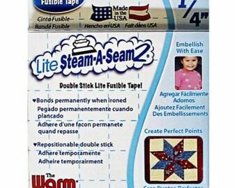 """Lite Steam A Seam 1/4"""" roll - 40 yards"""