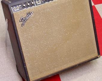 Sold Sold Sold Sold...1965 FENDER Super Reverb guitar amplifier