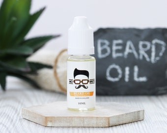 Mo Bro's Beard Conditioning Oil - 100% Natural - Choose Your Scent - 10ml