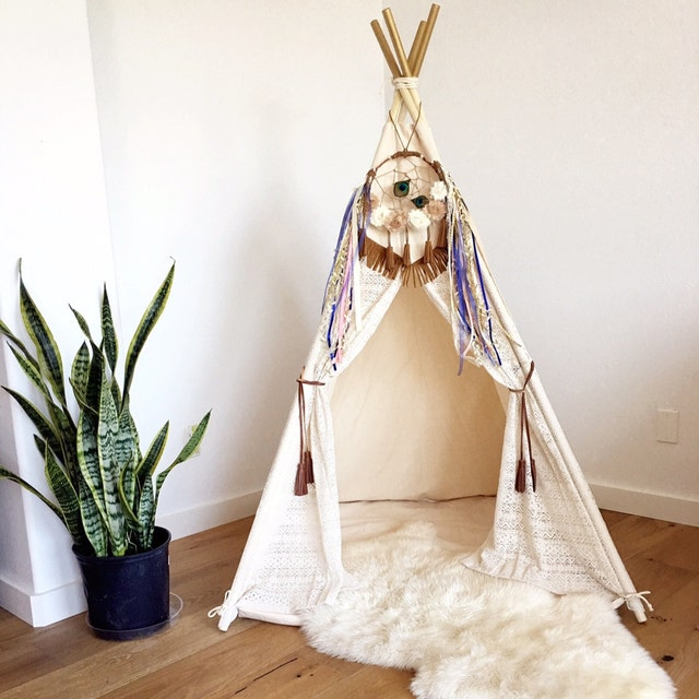 Sasha Loved Their Purchase From TucsonTeepee