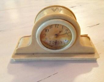 Antique Bakelite Clock