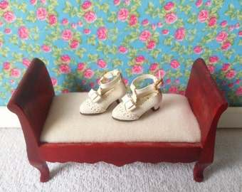White high heel shoes for BLYTHE/Pullip/Pure Neemo
