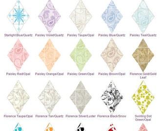 10 Pack of Pattern Envelopper 5 5/8 x 8 5/8