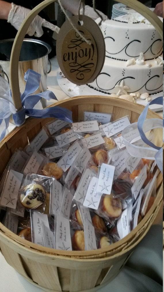 Bibingka Party Favors (25 bags) - Bibingka, Filipino Gluten-Free Pastries - give-aways