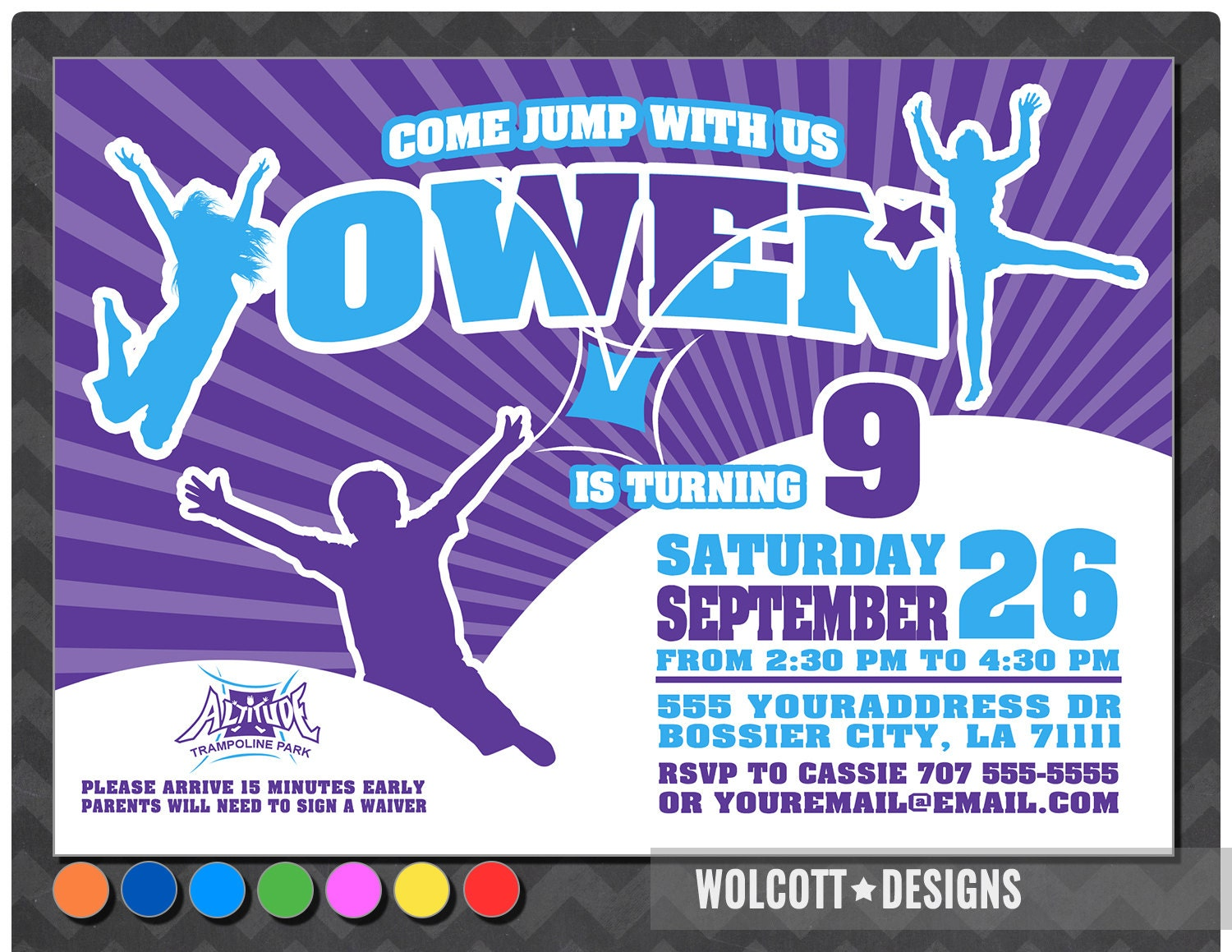 trampoline park altitude trampoline park trampoline party invitation bounce house invitation trampoline park invitation trampoline birthday invitation